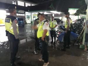Cegah Kejahatan Di Malam Hari Satsabhara Laksanakan Patroli Polres