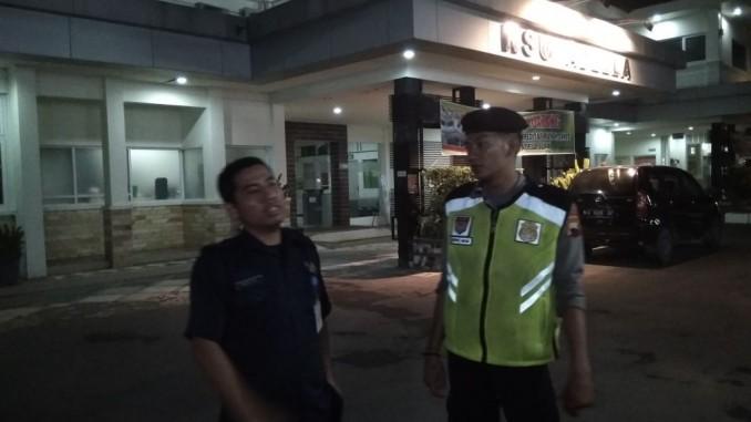 Rumah Sakit Target Patroli Malam Hari Polres Tegal